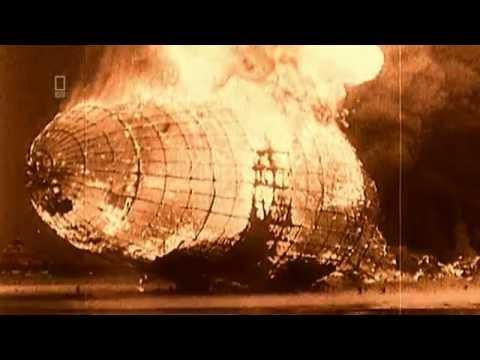 За секунду до катастрофы - Гинденбург (The Hindenburg)