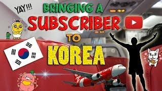 (22.5 MB) OMG! BRINGING A SUBSCRIBER TO KOREA! | Vlog #24 Mp3