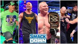 WWE Friday Night Smackdown Highlights Preview - WWE Smackdown Live 4 October 2019 Highlights !