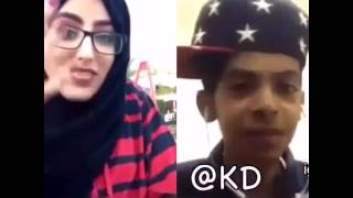 Arab Funny Guy Video Chat with Hot Arab Women