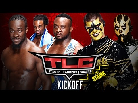 Relive Tlc On Wwe Network - Tlc Kickoff video