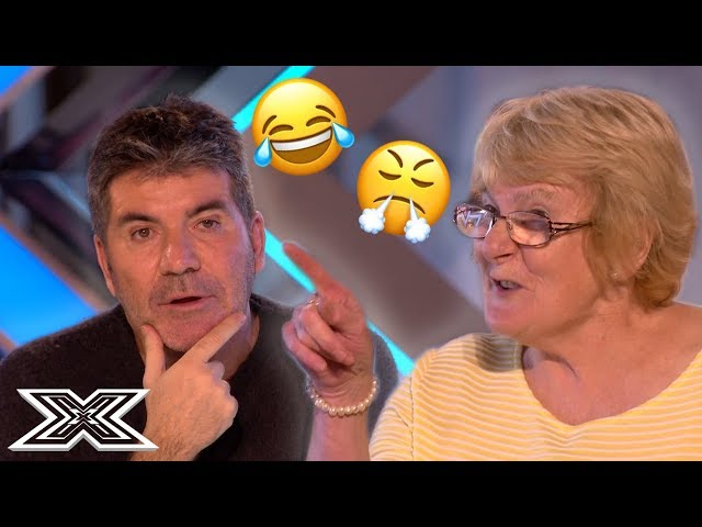 Simon Cowell Gets TOLD OFF By Contestant For Being RUDE | X Factor Global thumbnail