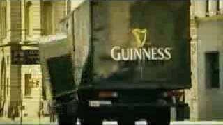 Guinness Fridge Magnet Ad