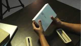 iPad mini unboxing แกะกล่อง (ภาษาไทย)