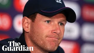 Eoin Morgan on whether England fans should boo Australians
