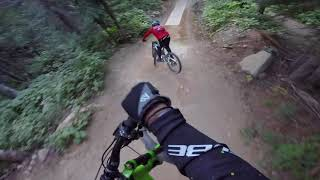 Remy Metailler - Craziest downhill lap on Dirt Merchant with Bernardo Cruz and Oscar Harnstrom