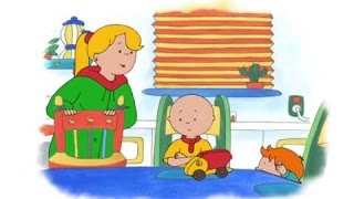 ᴴᴰ BEST ✓ Caillou - Something For Everyone | Skating Lessons | Caillou Becomes A Waiter (S03E12) NEW