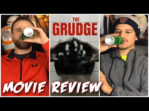 The Grudge (2020) MOVIE REVIEW! HEAVY Alcohol Required!