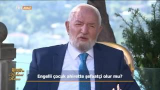 Engelli Çocuk Ahirette Şefaatçi Olur Mu? - Necmettin Nursaçan ile Rahmet Kapısı - TRT Avaz