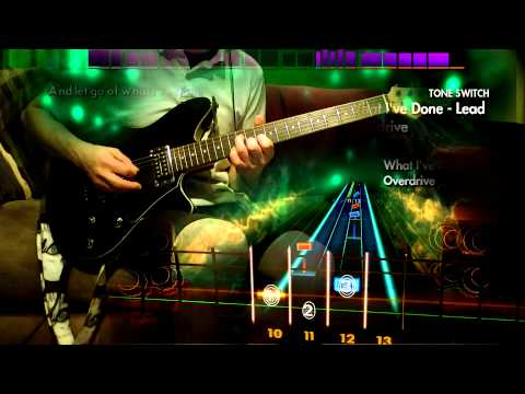 Rocksmith 2014 - Dlc - Guitar - Linkin Park what I've Done video