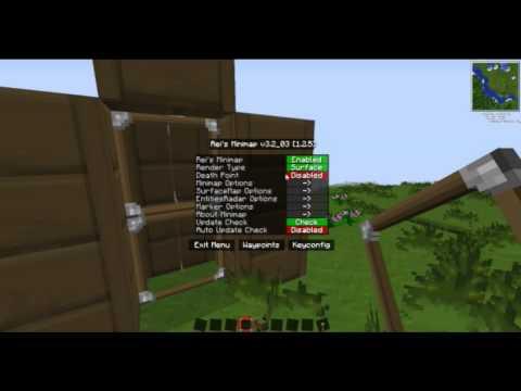DXLS Minecraft Tekkit Tutorial - Waypoints