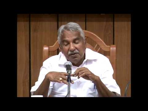 Mullaperiyar - All party meeting with Oommen Chandy Chief Minister
