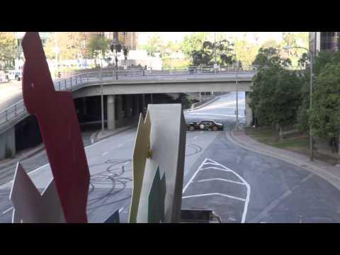 Ken Block Spied Filming Gymkhana 7 video