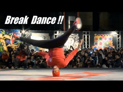 ** Breakdance Dope Bout & Crazy Moves **