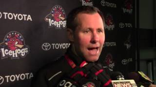 Media Day: Ted Dent - Mar. 30, 2017