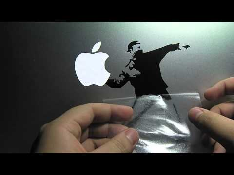 Lucky Labs MacBook Decals Review