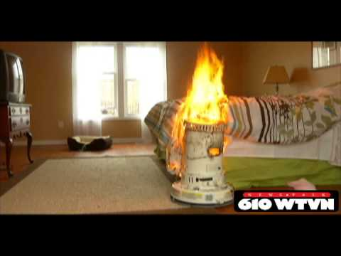 Nationwide Insurance Space Heater Fire Youtube