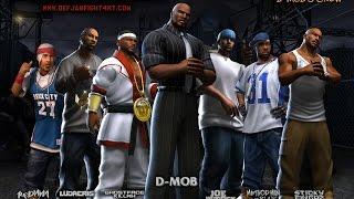Def Jam Fight For New York Walkthrough Gameplay