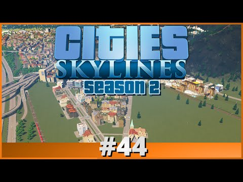 Let's Play - Cities: Skylines - Part 44 (Season 2)