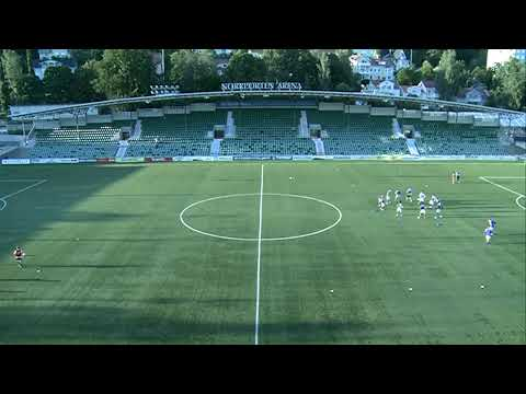 Seriematch U17 div.1 södra Norrland mellan GIF Sundsvall - Kubikenborgs IF