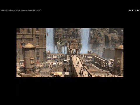 Cinema 4D (Official Video Trailer)