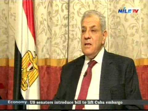 Ibrahim Mahlab Interview 1