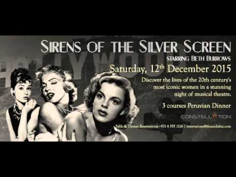 'Sirens of the Silver Screen' radio interview with Dubai Eye