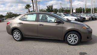 2018 Toyota Corolla Longwood, Orlando, Lake Mary, Sanford, Daytona Beach, FL LJC116147