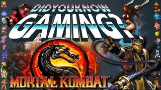Mortal Kombat - Did You Know Gaming? Feat. Two Best Friends Play (Matt & Pat)