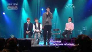 Changmin & Seulong solo performances cut @ SketchBook