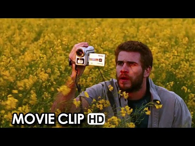 Cut Bank Movie CLIP 'Murder In A Small Town' (2015) - Liam Hemsworth Thriller Movie HD