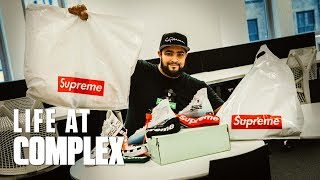 Supreme Reseller's Thoughts On Bots! | #LIFEATCOMPLEX