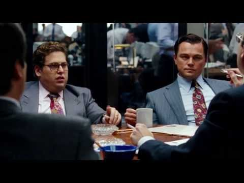 Martin Scorsese  Interview - The Wolf Of Wall Street (HD)