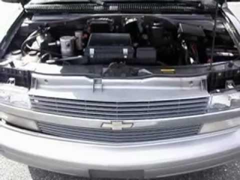 2002 Chevy Tracker Zr2 2000 Chevrolet Astro Van All Wheel Drive (Grey) - YouTube