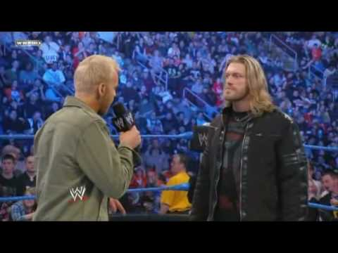 30/04/2010 Smackdown Edge and Christian Segment Part 2 (HQ) Video