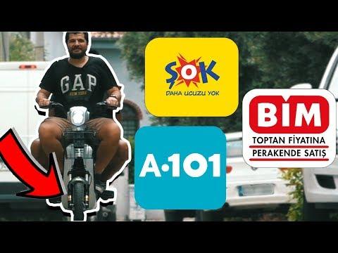 BİM & A101 & Şok'ta Ucuza Satılan Tüm Teknolojik Ürünleri Alıp, Denedik! (Almaya Değer mi?)