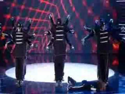 Jabbawockeez Vs Diversity Group video