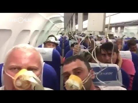 «Это ужас»: турецкий самолет экстренно сел в Волгограде из-за разгерметизации