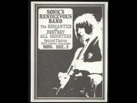 Sonic's Rendezvous Band 'Slow Down (Take A Look)'
