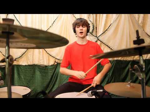 Sparks Fly - Taylor Swift - Drum Cover by Alex Thorn