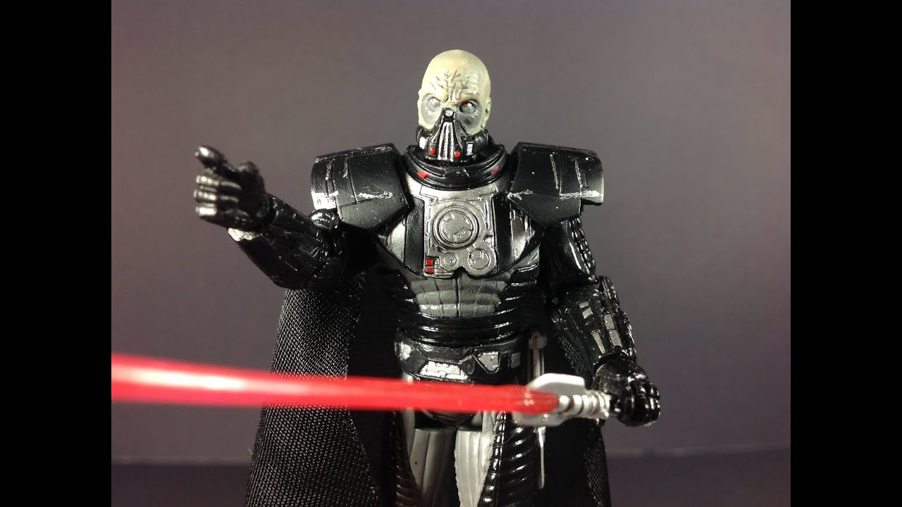 Darth Krayt vs Darth Malgus Darth Malgus Action Figure