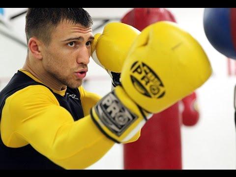 Vasyl Lomachenko - Training Motivation