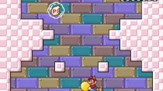 Super Mario Advance 4:  Super Mario Bros. 3 - World-e
