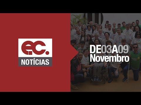 EC Notícias #006 ? EC de novembro ? Reunião do Colégio Episcopal ? Areté 2018