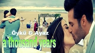 Öykü Ayaz HD A Thousand  years Christina Perry klip