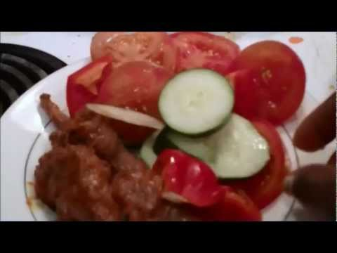 {#14}: SAUTEED CHICKEN WITH FRESH VEGETABLES (low fat healthy meal idea)