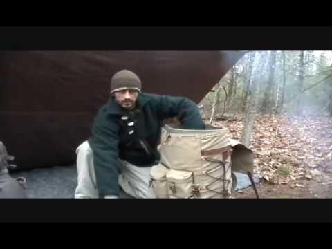 Woodsman Ways Part 3 (Long Term Kit)
