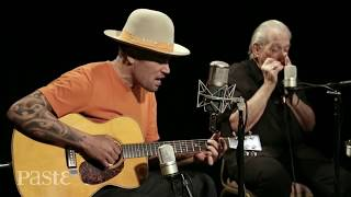 Ben Harper and Charlie Musselwhite at Paste Studio NYC live from The Manhattan Center