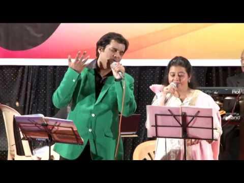 Na Jane Mere Dil Ko Kya Ho Gaya  by Mistu Bardhan & Prashant Naseri at Farmaish Club Vadodara