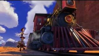 Disney Online Toy Story Rescue Operation Clip - Money Train Robbing